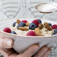 Porridge is a good way of serving oats but, surprisingly, not the best