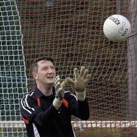 Belfast mayor John Finucane gears up for challenge of county football final