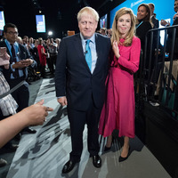 Boris Johnson and Carrie Symonds name son in tribute to doctors who saved PM