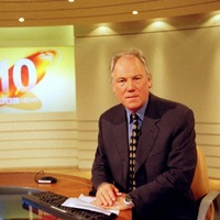 Peter Sissons, former BBC and ITN newsreader, dies aged 77