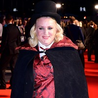 Daisy May Cooper casts spell over David Copperfield premiere in eccentric outfit