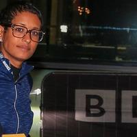 Naga Munchetty avoids race row references on return to BBC Breakfast