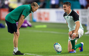 Ireland fly-half Johnny Sexton warns New Zealand about strong-arm tactics