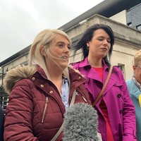 'Massive emotional relief' for Sarah Ewart as Belfast High Court rules abortion law breaches human rights