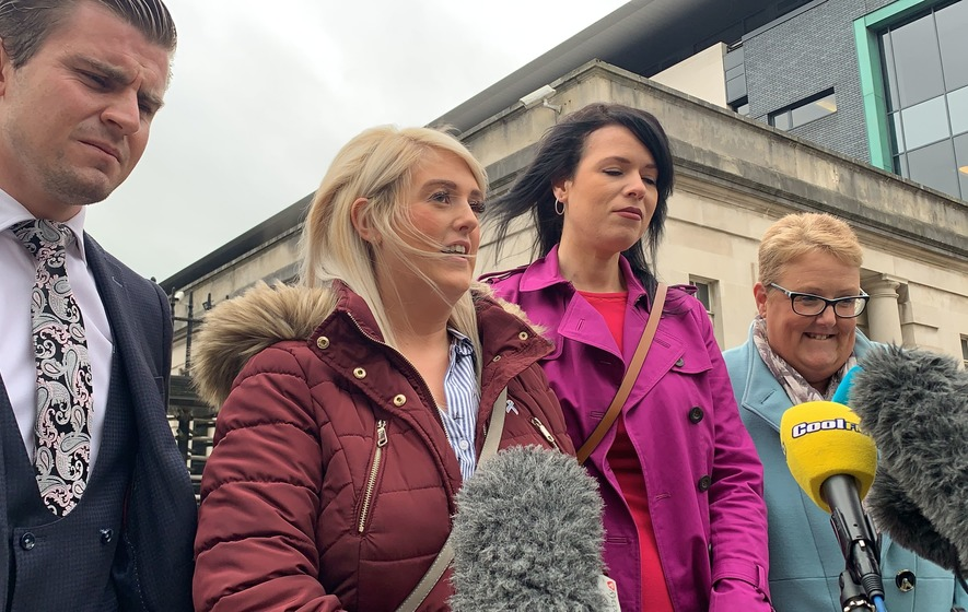 Northern Ireland abortion law to breach human rights, court rules
