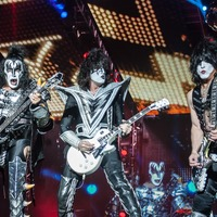 Rockers Kiss to play music for sharks in Australia gig