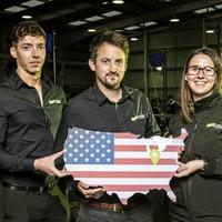 Lisburn conveyor belt firm in US expansion