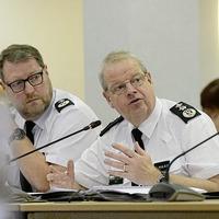 Not enough police to cover 300 border crossings, chief constable Simon Byrne told Boris Johnson