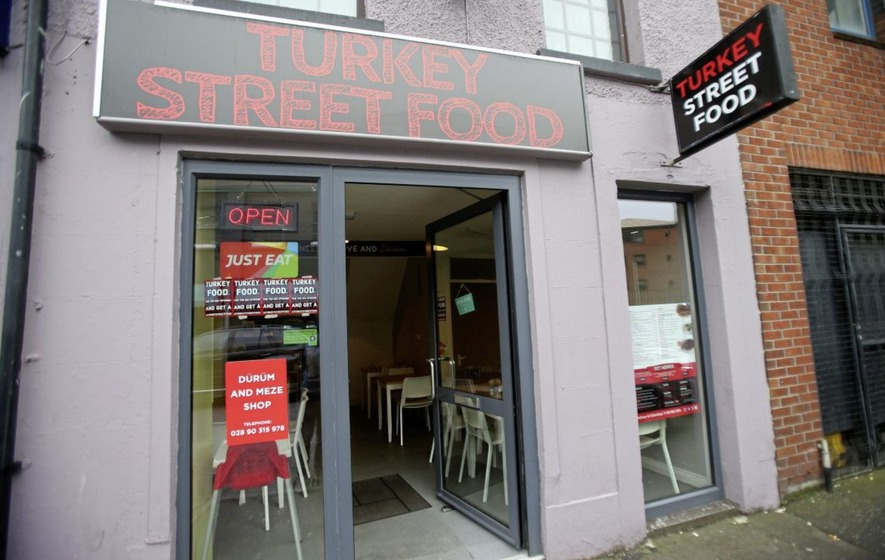 Eating Out Tucked Away Turkey Street Food Is Certainly