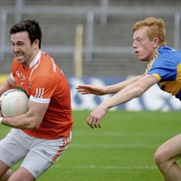 Maghery hopeful Aidan Forker will be available for Crossmaglen semi-final showdown