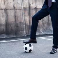 EFL football club advertising for Premier League-standard midfielder