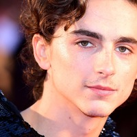 Timothee Chalamet rocks glittered hoodie for The King red carpet