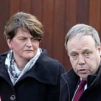 Under pressure DUP attacks Dublin government