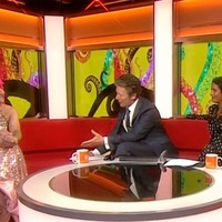 Naga Munchetty controversy brought up on BBC Breakfast