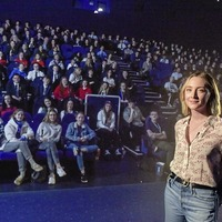 Saoirse Ronan: I watched Derry Girls to remind me of home while filming in US