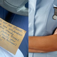 Social media users rally around student nurse after parking criticism