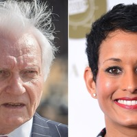 Harvey Proctor walks out of tense interview with BBC's Naga Munchetty