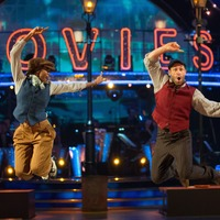 Strictly Come Dancing leaders stun judges with 'Broadway' standard