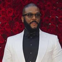 Stars out in force to help film-maker Tyler Perry christen new studio