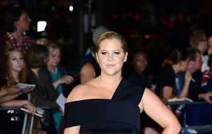 Amy Schumer has cried at work due to missing her son