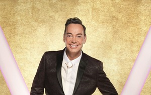 Craig Revel Horwood 'so embarrassed' over Anton Du Beke teeth gaffe