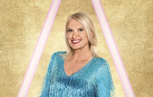 Anneka Rice says Strictly was like running off and joining the circus