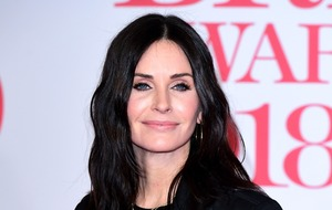 Big Bang besties: Courteney Cox shows off new friend…