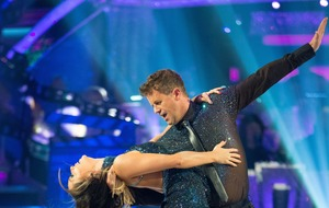 Katya Jones brushes off Strictly Come Dancing fall from weekend