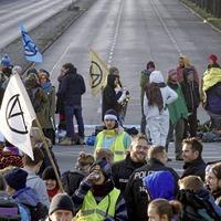 Activists block roads across major European cities demanding much more urgent action against climate change