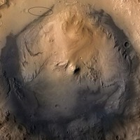 Salt traces on Mars provide clues into how planet may have lost water