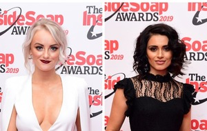 Inside Soap Awards: Stars wow on the red carpet
