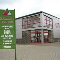Newry building supplies group expanded its workforce by 200 last year