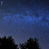 Draconid meteor shower to light up skies at night