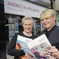 Travel firm opens new premises in former bank