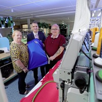 Co Armagh embroidery firm announces expansion plans