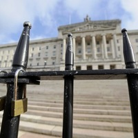 William Scholes: Throttlebottomed Stormont not ageing as well as Methuselah
