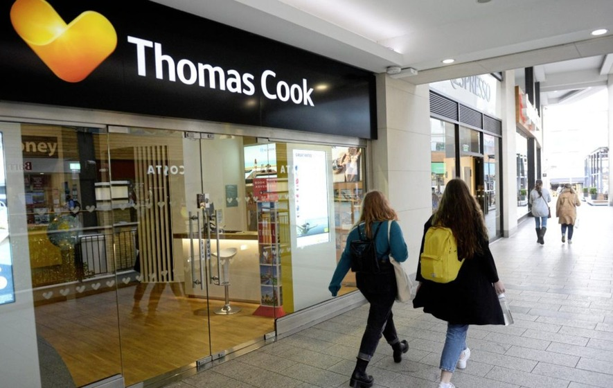 Hays Travel to take over 555 Thomas Cook shops
