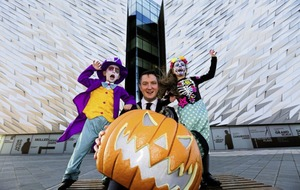 Annual Belfast Monster Mash set to be 'bigger and better than ever'