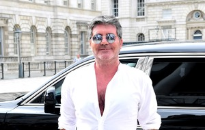 Simon Cowell to be honoured with philanthropy award