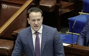 Leo Varadkar says Brexit solution needs the north's support