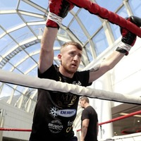 Paddy Barnes predicting all-out war against Jay Harris at Ulster Hall