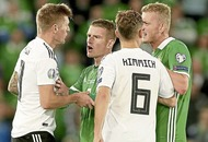 Holland manager Ronald Koeman improved my game says Northern Ireland skipper Steven Davis