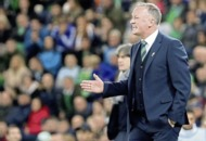 Michael O'Neill hoping Northern Ireland can strike it lucky in Rotterdam in Euro 2020 qualifier
