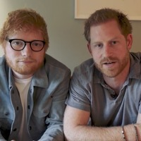 Ed Sheeran and Harry urge people to reach out on World Mental Health Day