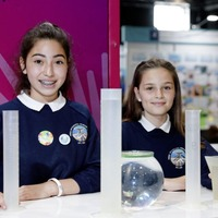 Primary children invited to work out why fish don't get squashed at the bottom of the ocean