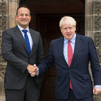 Leo Varadkar and Boris Johnson 'can see pathway' to Brexit deal