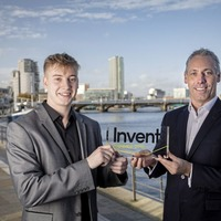 Queen's student becomes first undergraduate to win top prize at Invent Awards