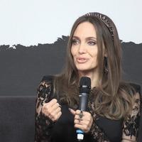 Angelina Jolie addresses future in politics and motherhood