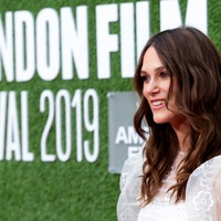 Radiant Keira Knightley makes red carpet return months after giving birth