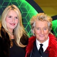 Penny Lancaster recalls husband Rod Stewart's 'aggressive' cancer